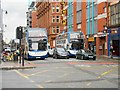 SJ8497 : Oxford Street, Manchester by David Dixon