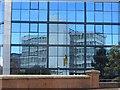 SU7173 : Reflection in the glass by Bill Nicholls
