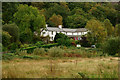 SH5947 : Bryn Eglwys Hotel, Beddgelert by Peter Trimming