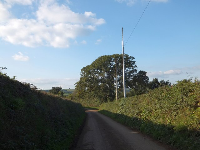 Crossgate crossroads and phone mast