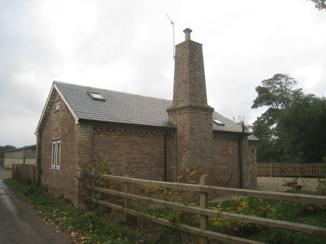 Tapered chimney