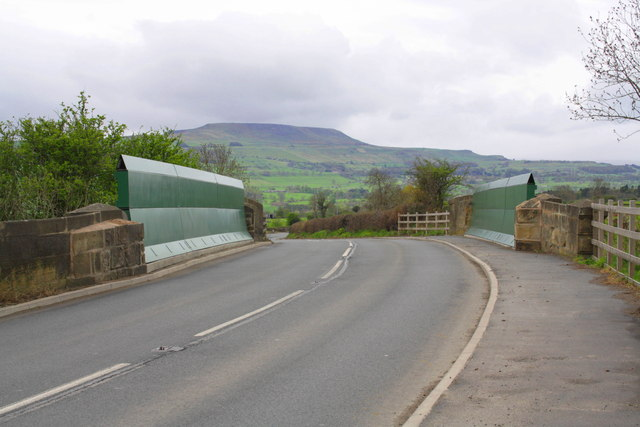 Wensleydale Railway bridge