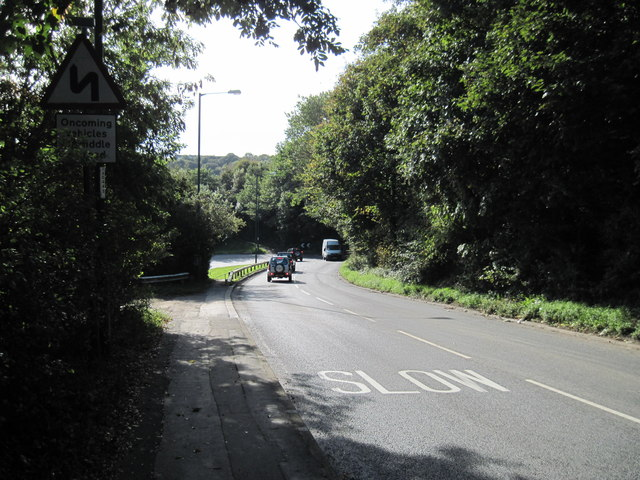 Down  Mill  Bank  A174