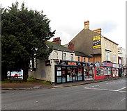 ST3288 : Mani's takeaway in Maindee, Newport by Jaggery