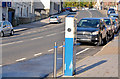 J0346 : E-car charge point, Tandragee by Albert Bridge