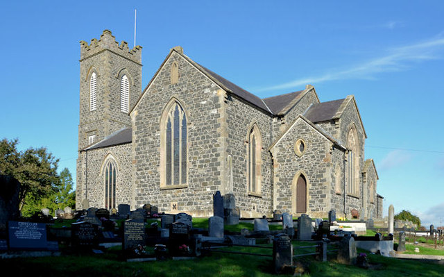 St Mark's, Ballymore parish church, Tandragee (1)