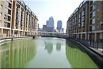 TQ3680 : Hilton Docklands Hotel by N Chadwick