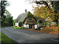 TL4330 : Thatched cottage, Brent Pelham by Jim Osley
