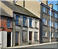 J0345 : Vacant houses, Tandragee by Albert Bridge