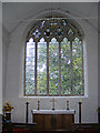 TL9141 : All Saints Window & Altar by Adrian Cable