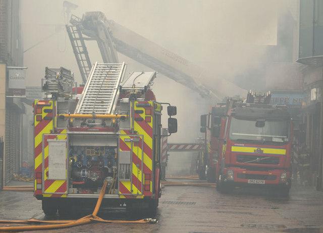 Fire, Rosemary Street, Belfast (12)