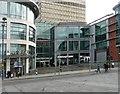 SJ8398 : Manchester Arndale by Gerald England