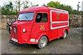 SJ3248 : Vintage Citroën H Van at Erddig by Jeff Buck