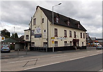 SJ6511 : Cock Hotel and The Old Wrekin Tap, Wellington by Jaggery