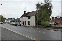 TF0920 : Quaker meeting house? by Bob Harvey