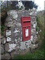 SW4739 : Zennor: postbox № TR26 113, Trendrine by Chris Downer