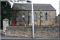 SU2895 : Faringdon Baptist Church, Bromsgrove face by Roger Templeman