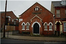 TA0828 : The Holiness Church on Coltman Street, Hull by Ian S