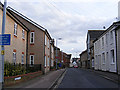TL8741 : Burkitts Lane, Sudbury by Adrian Cable