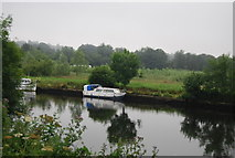 TG2608 : Boat on the River Yare by N Chadwick