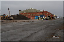 TA0827 : Warehouse K on Albert Dock, Hull by Ian S