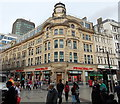 ST1876 : Principality Buildings, Cardiff by Jaggery