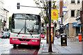 J3374 : Metro bus, Belfast by Albert Bridge