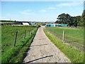 SE0819 : Elland FP58 leaving Holywell Green by Humphrey Bolton