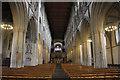 TL1407 : Abbey nave by Richard Croft