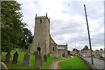SK5276 : Church of St Lawrence, Whitwell by Tim Heaton