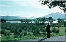 NM6768 : The mouth of Loch Shiel at Acharacle by Alan Reid