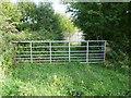 SE0820 : Gate on Elland FP36 by Humphrey Bolton