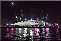 TQ3980 : O2 Centre, Greenwich by Christine Matthews