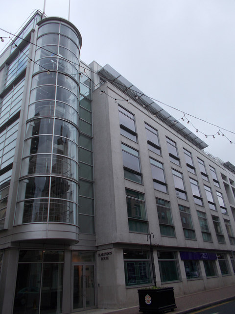 Conister Bank, Victoria street