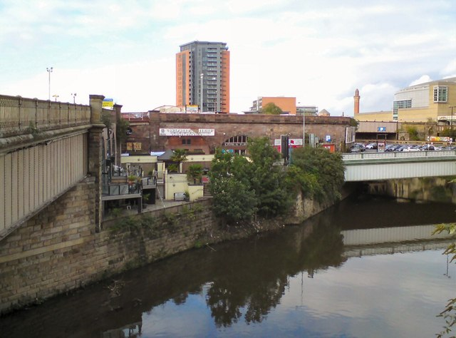 Bridges over the Irwell