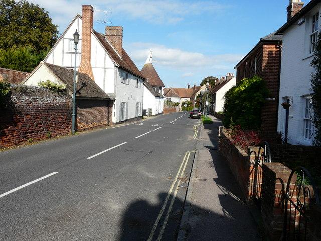 Houses, High Street