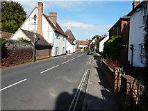 TR1859 : Houses, High Street by John Baker