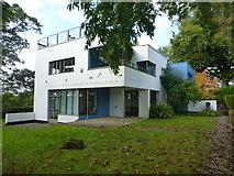 SX7962 : High Cross House, Dartington by Ruth Sharville