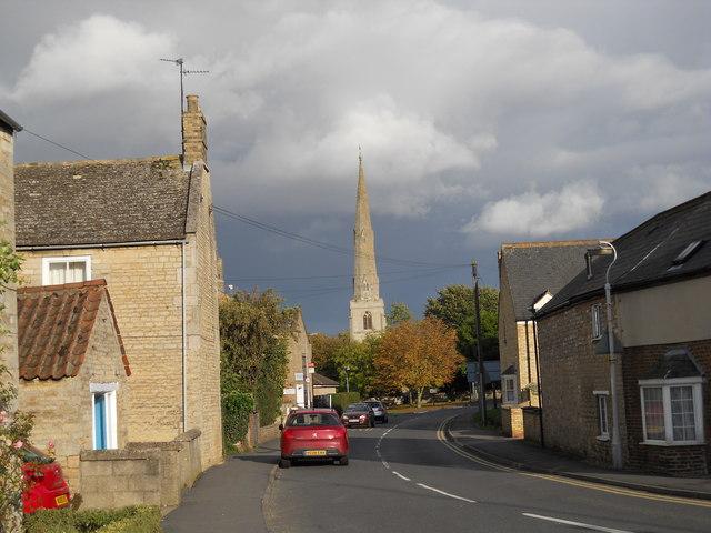 High Street, Glinton