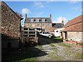 ST1934 : Bishpool Farm by Roger Cornfoot