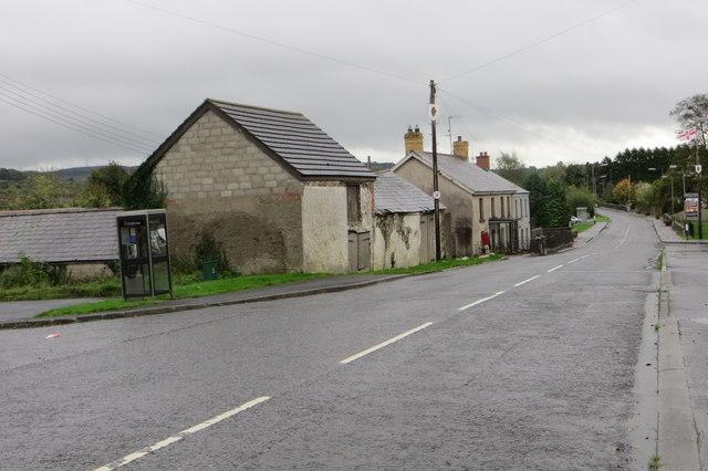 Stoneyford village