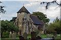 TQ8015 : St John the Baptist church, Westfield by Julian P Guffogg