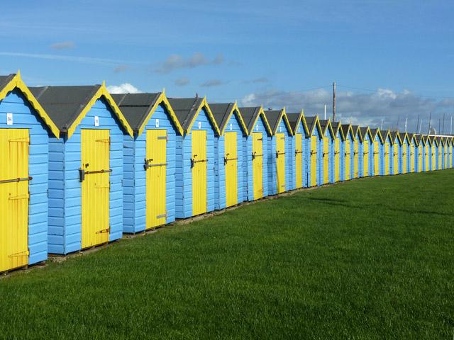 Beach huts 94 - 118, Felpham