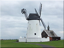 SD3727 : The Windmill, Lytham by Barbara Carr