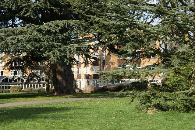 Wessex Hall, University of Reading