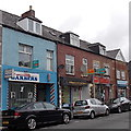 ST1877 : Salisbury Road Barbers, Cathays, Cardiff by Jaggery