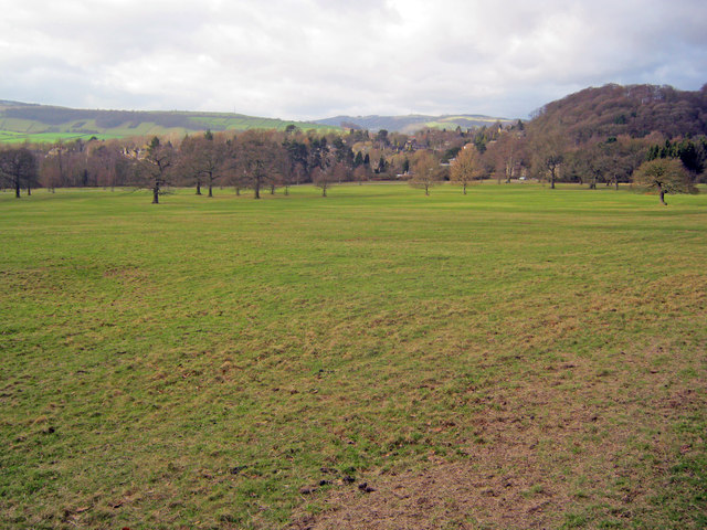 North end of Chatsworth Park