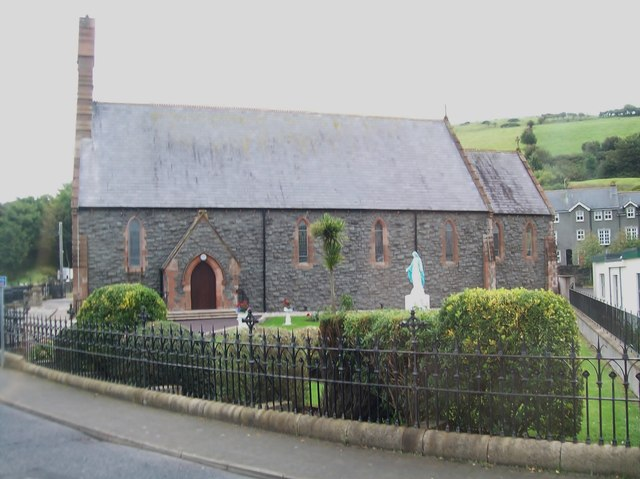 Church of the Immaculate Conception, Glenarm