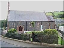 D3115 : Church of the Immaculate Conception, Glenarm by Eric Jones