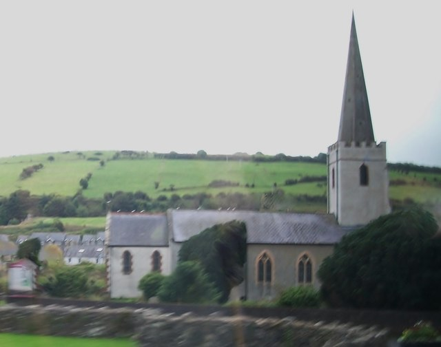 St Patrick's Church (CoI), Glenarm